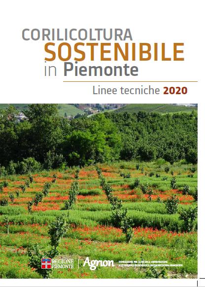 Corilicoltura sostenibile in Piemonte – Linee tecniche 2020